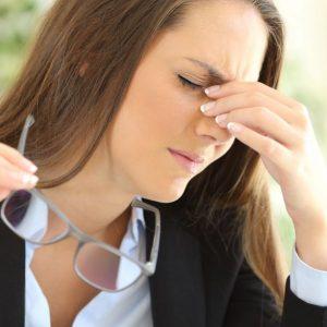 Perda da visão no trabalho dispara, apontam relatórios