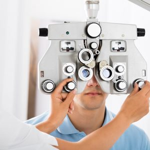 O diagnóstico oftalmológico precoce aumenta a eficácia do tratamento