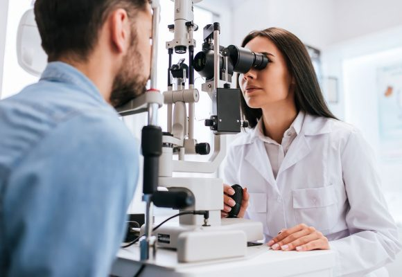 O check-up oftalmológico