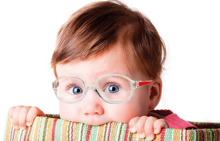 Cuidados com a saúde ocular do bebê